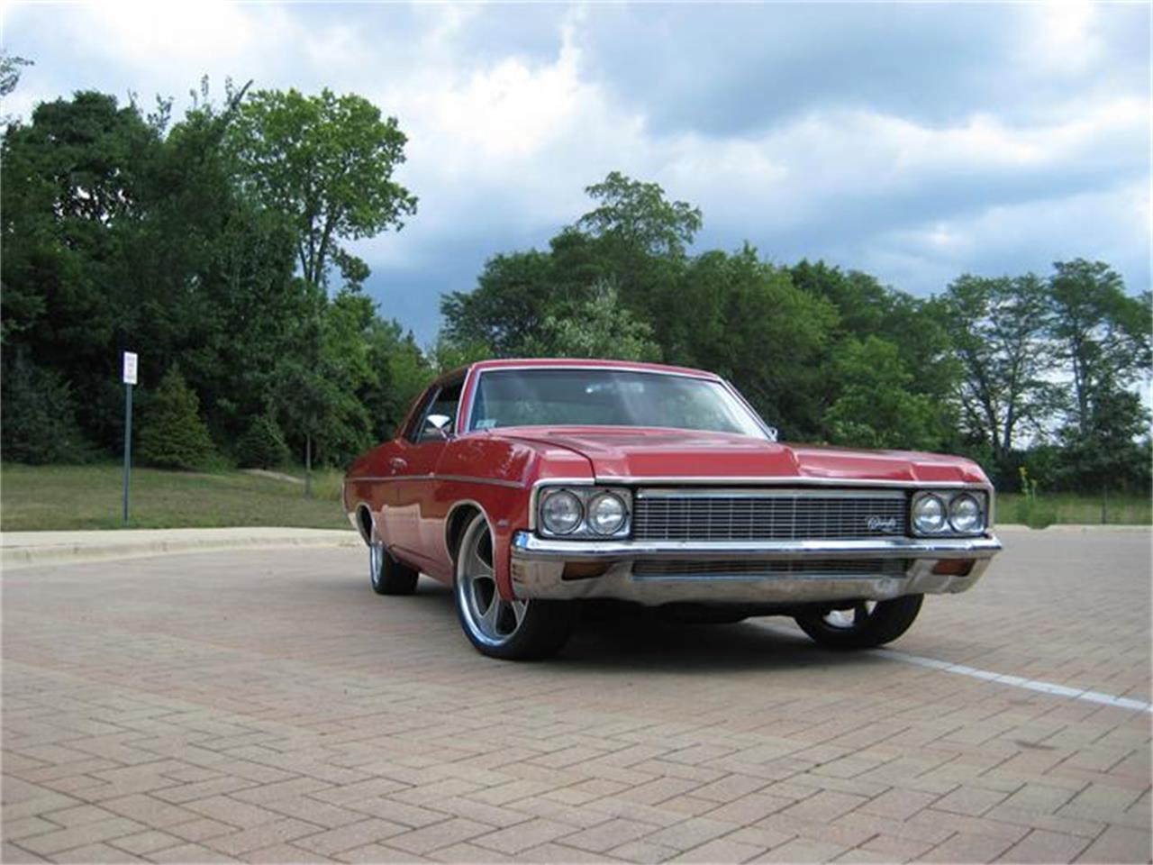 Large Picture of '70 Chevrolet Impala Offered by Classic Auto Haus - F45R