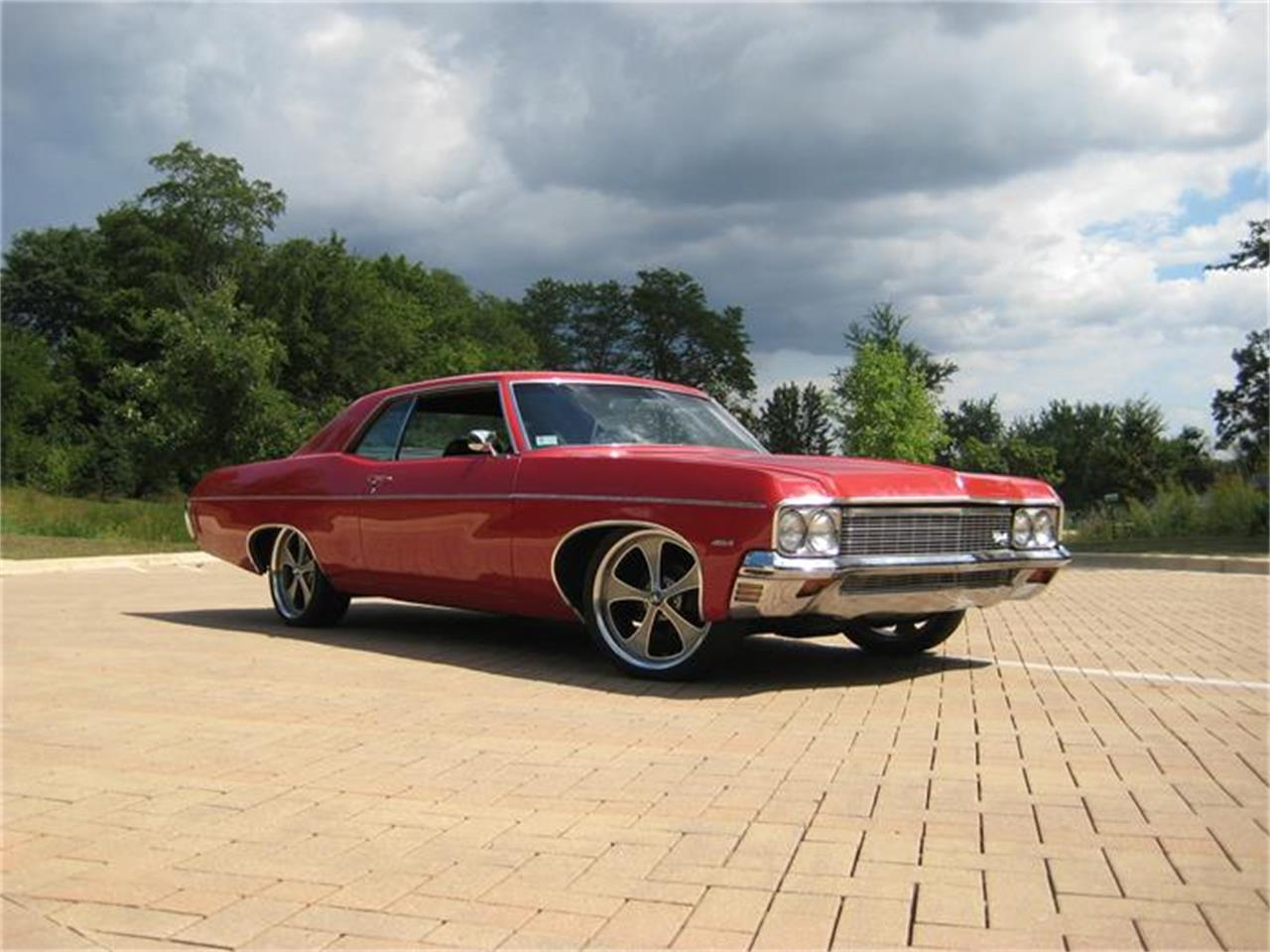 Large Picture of Classic 1970 Chevrolet Impala located in Illinois Offered by Classic Auto Haus - F45R