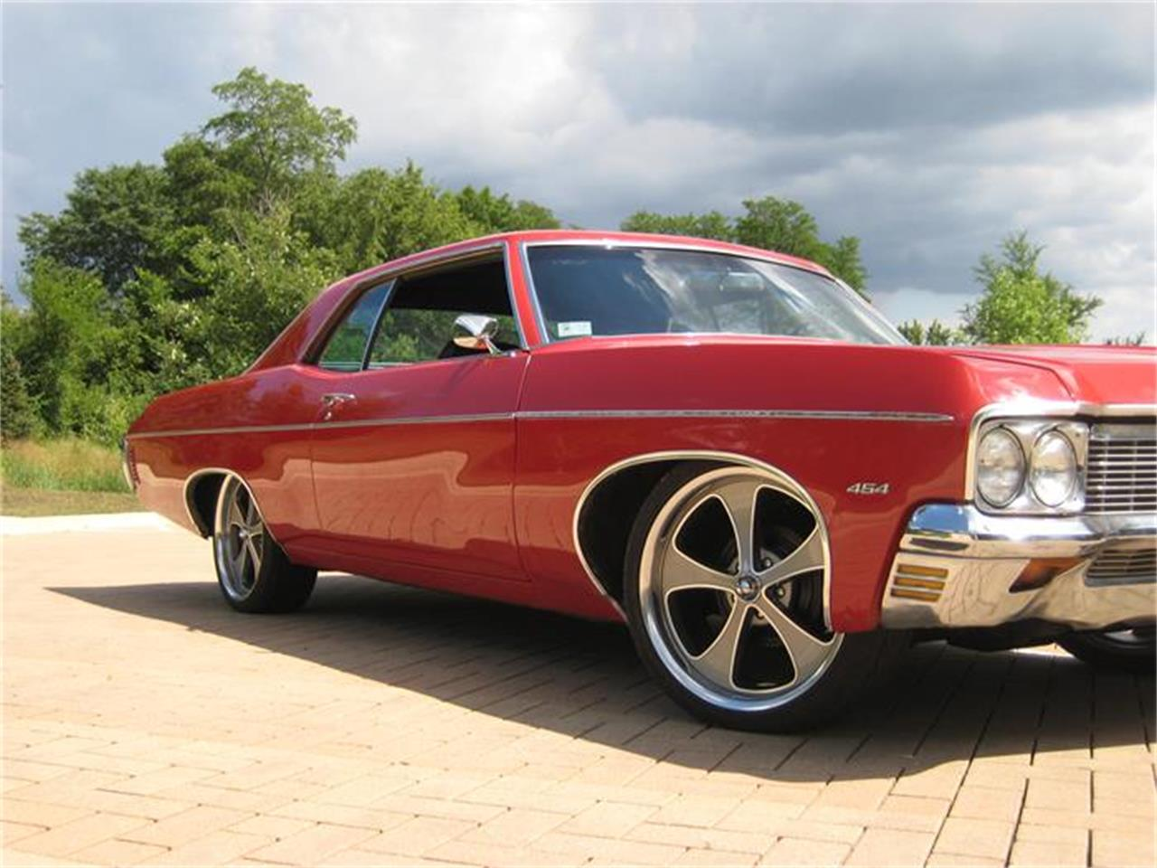 Large Picture of 1970 Impala located in Geneva Illinois Offered by Classic Auto Haus - F45R