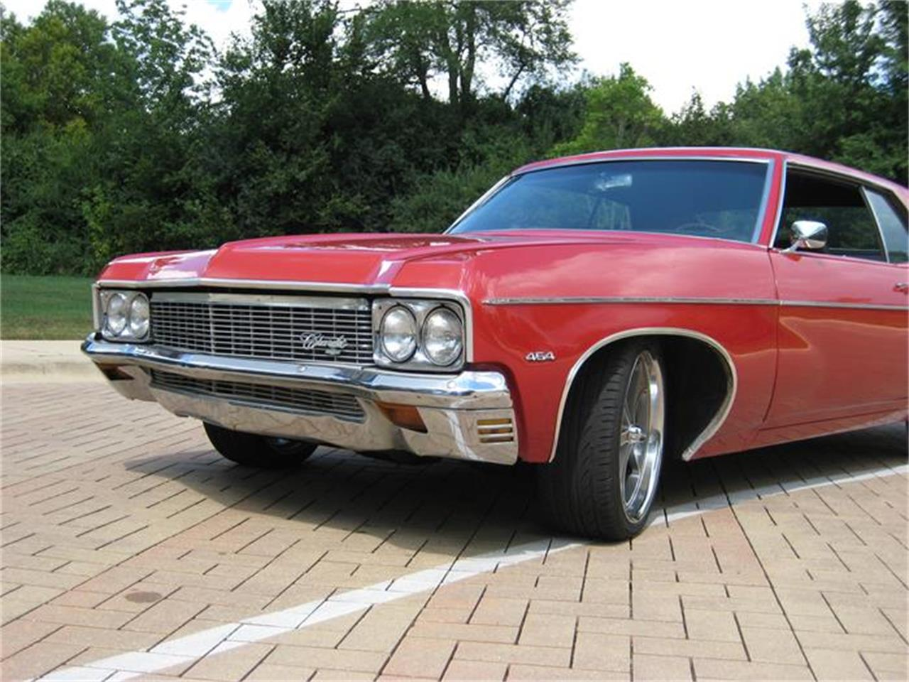 Large Picture of 1970 Impala Offered by Classic Auto Haus - F45R