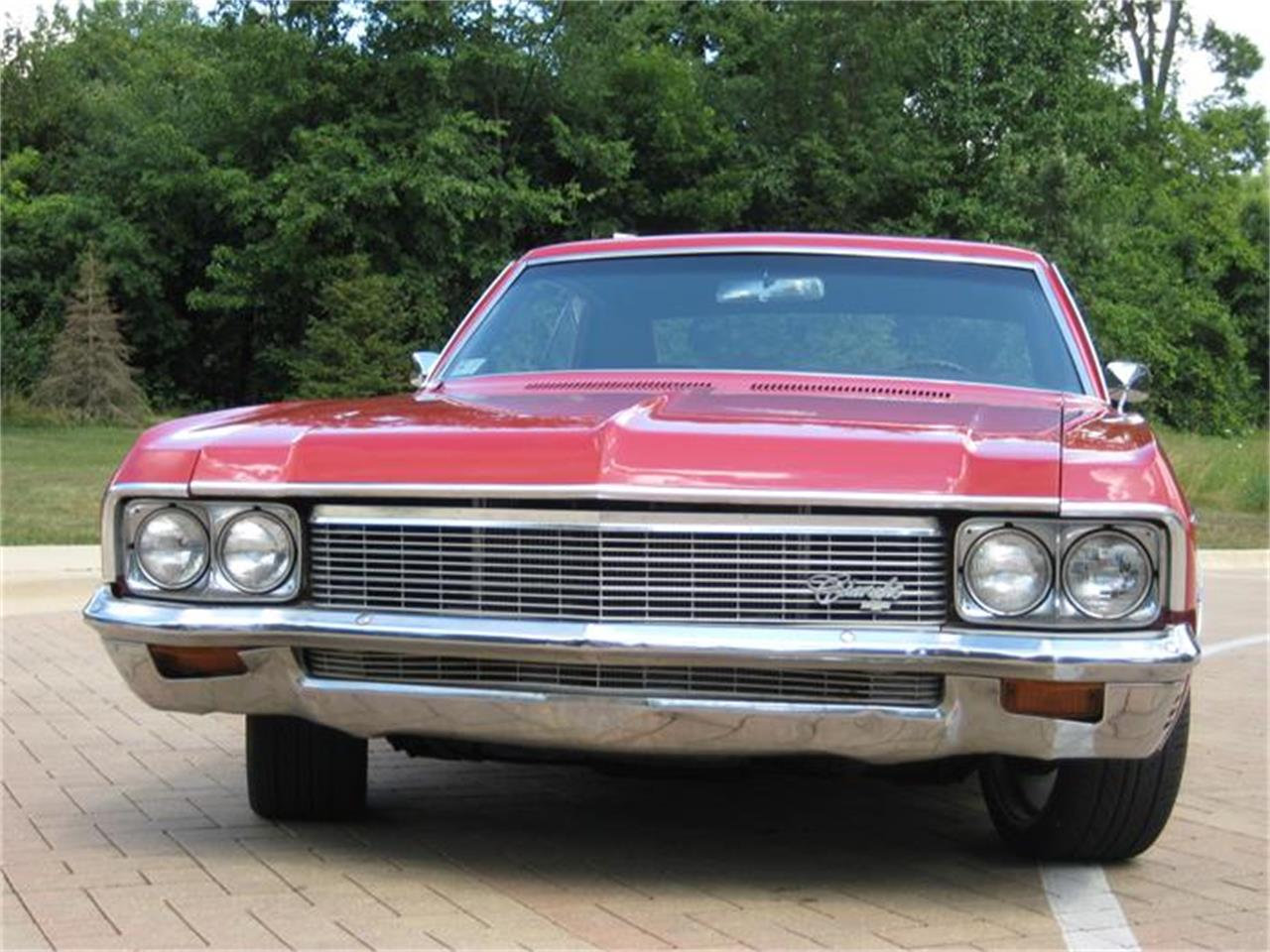 Large Picture of Classic 1970 Chevrolet Impala - F45R