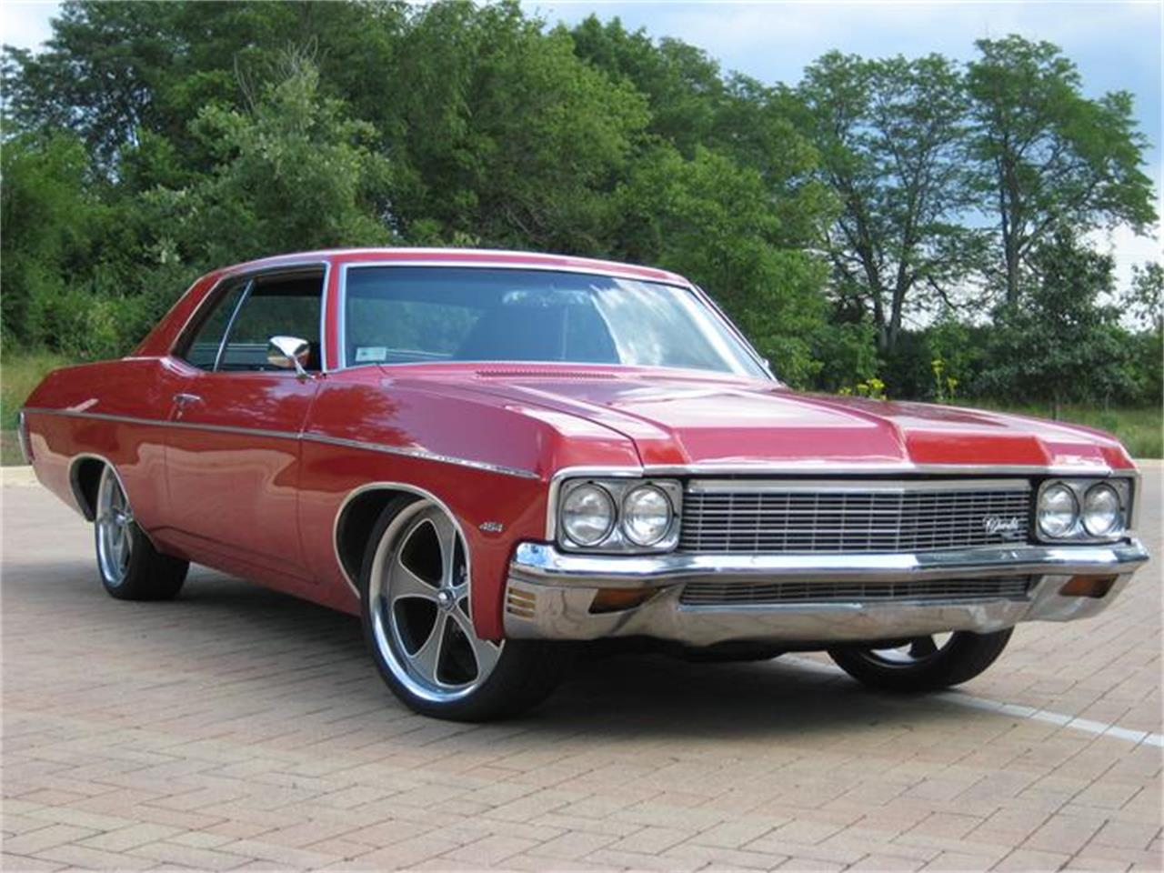 Large Picture of Classic 1970 Chevrolet Impala located in Illinois - $22,995.00 Offered by Classic Auto Haus - F45R