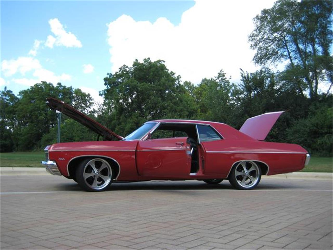 Large Picture of Classic 1970 Chevrolet Impala - $22,995.00 - F45R
