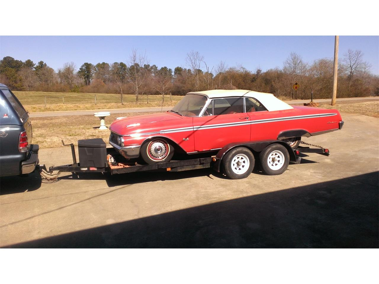 Large Picture of Classic '62 Sunliner located in Cumming Georgia Offered by a Private Seller - F46R