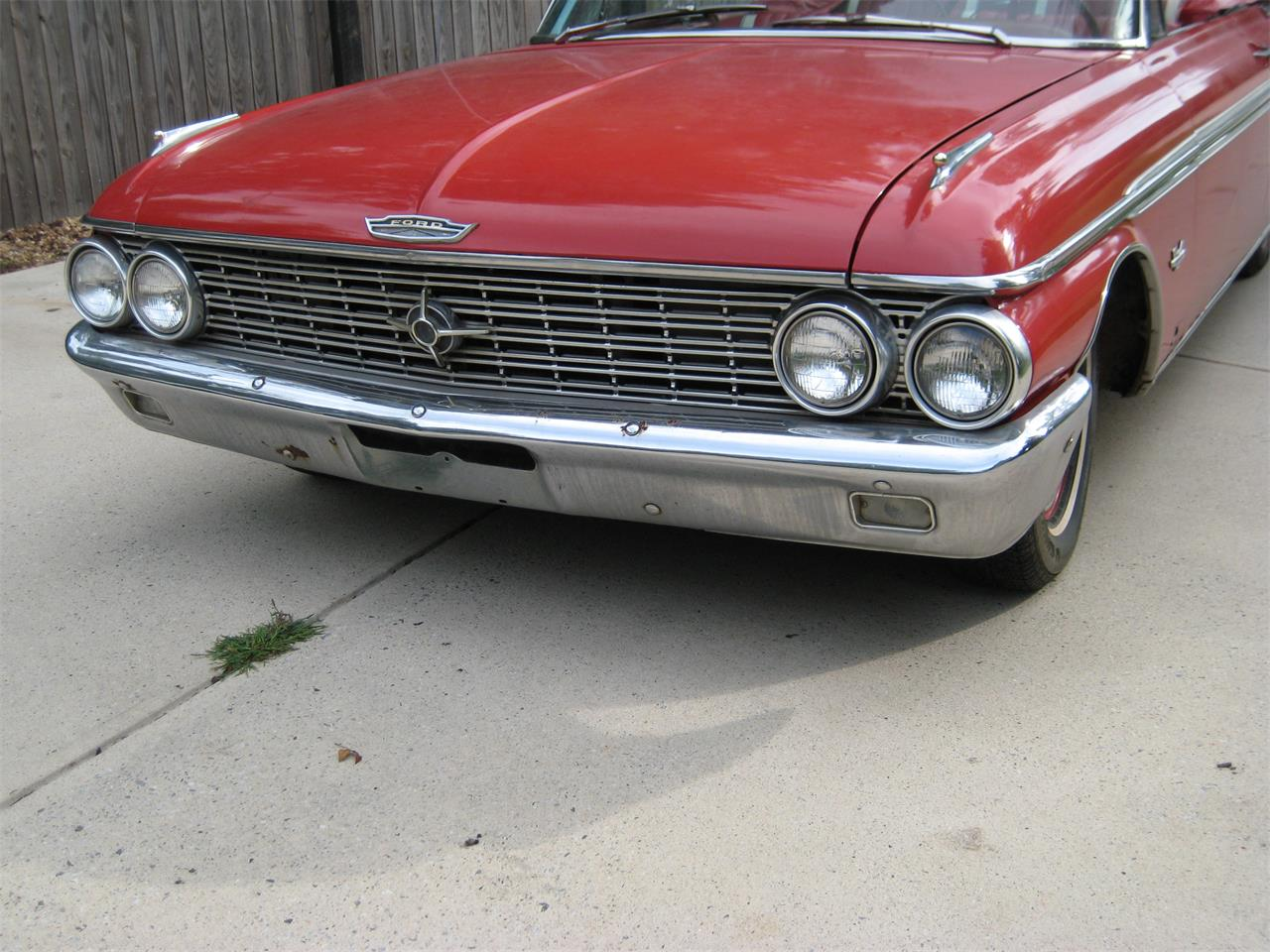Large Picture of '62 Ford Sunliner located in Georgia Offered by a Private Seller - F46R
