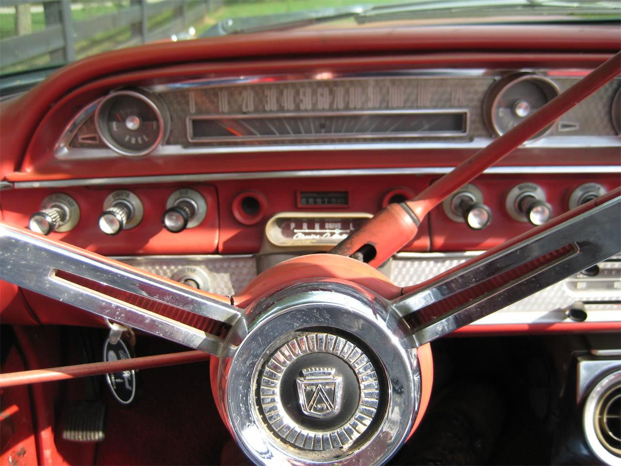Large Picture of 1962 Sunliner - F46R