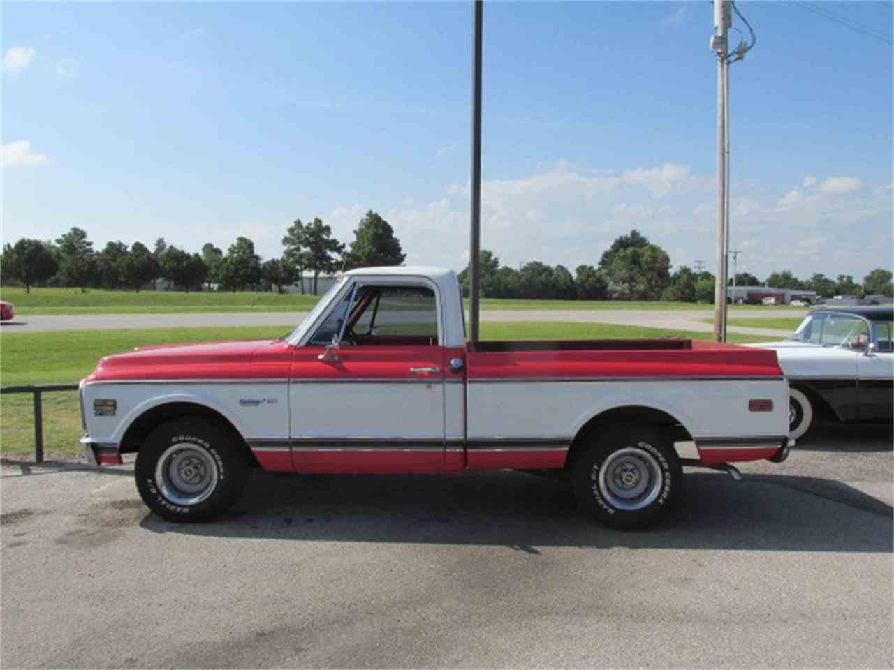 1972 chevrolet pickup for sale cc 705358. Black Bedroom Furniture Sets. Home Design Ideas