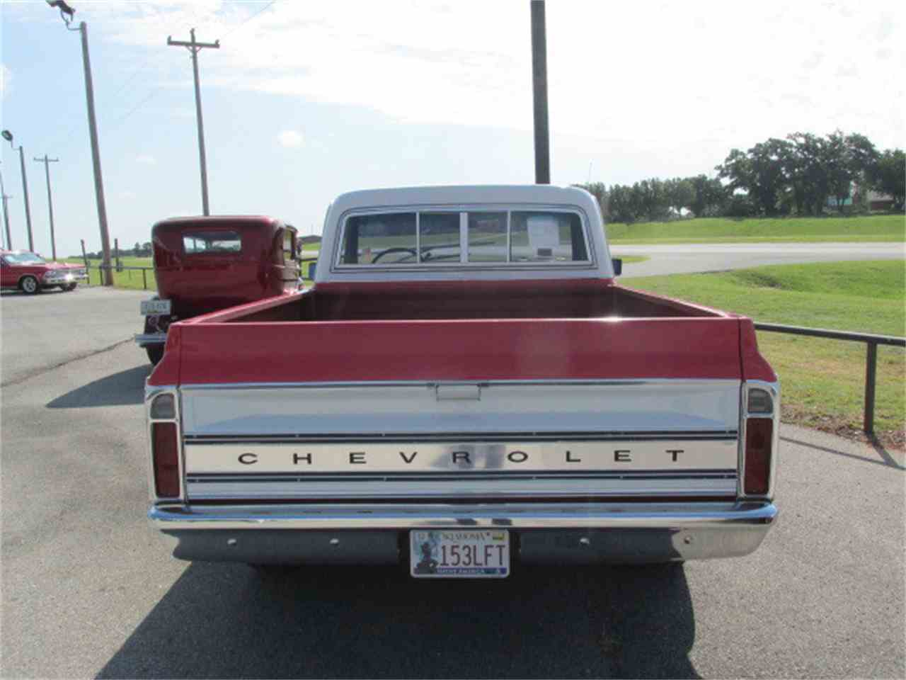 Large Picture of '72 Pickup - F49A
