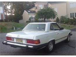Picture of '84 Mercedes-Benz 380SL - $15,995.00 Offered by a Private Seller - F4UW