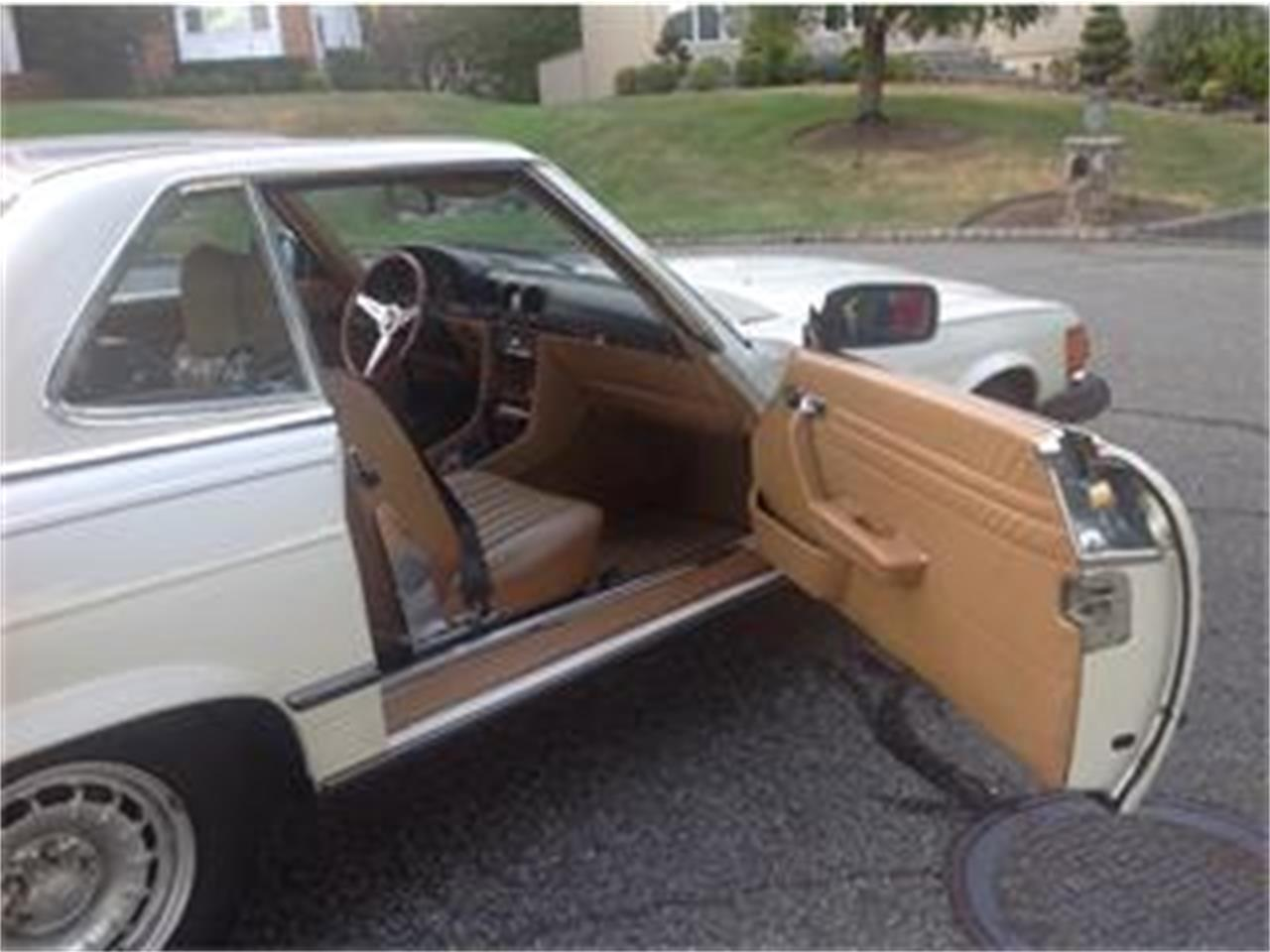 Large Picture of 1984 Mercedes-Benz 380SL located in New Jersey - $15,995.00 - F4UW
