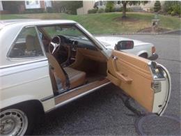 Picture of '84 Mercedes-Benz 380SL - $15,995.00 - F4UW