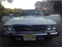 Picture of '84 Mercedes-Benz 380SL Offered by a Private Seller - F4UW