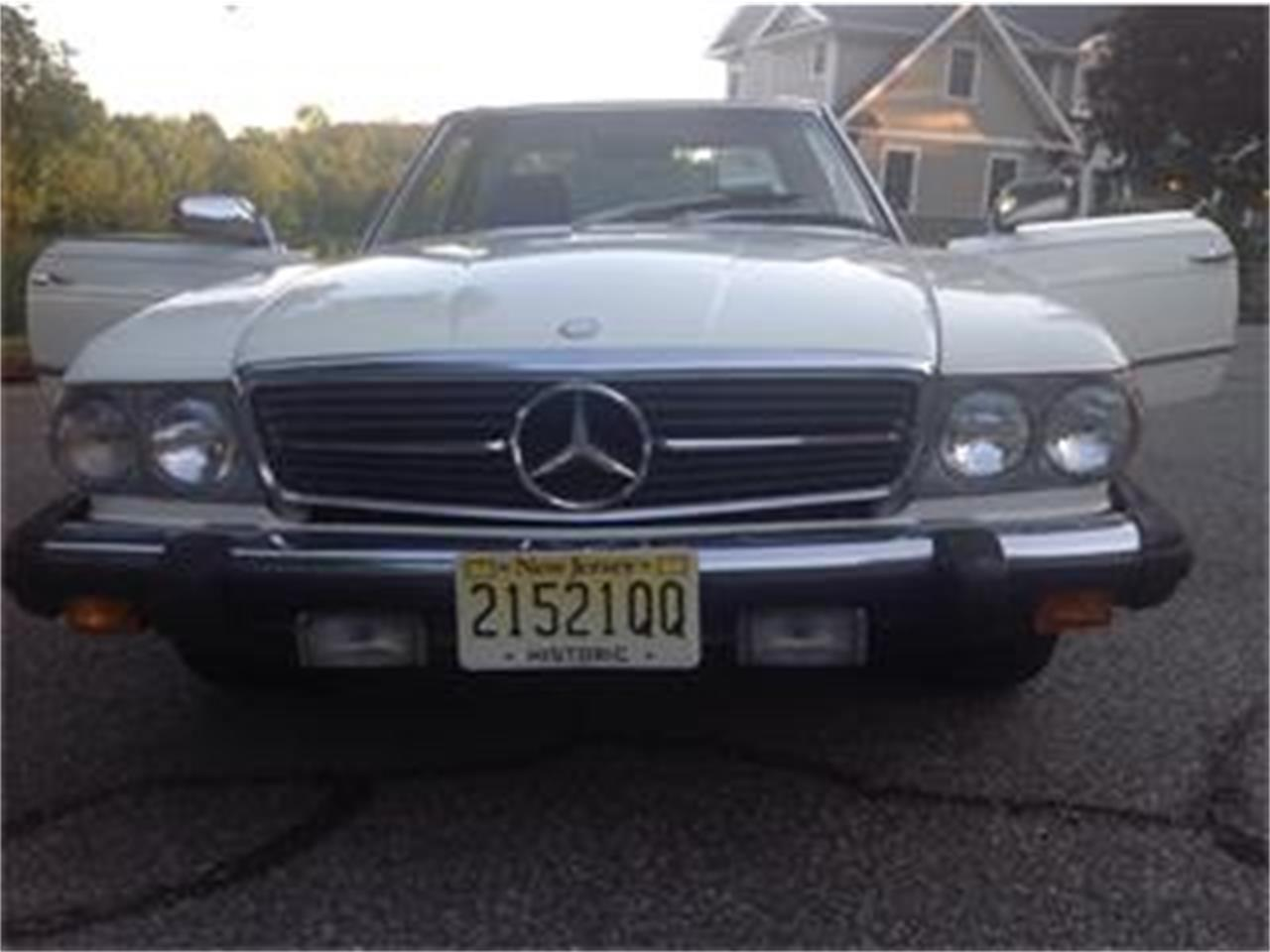 Large Picture of 1984 380SL located in New Jersey - F4UW