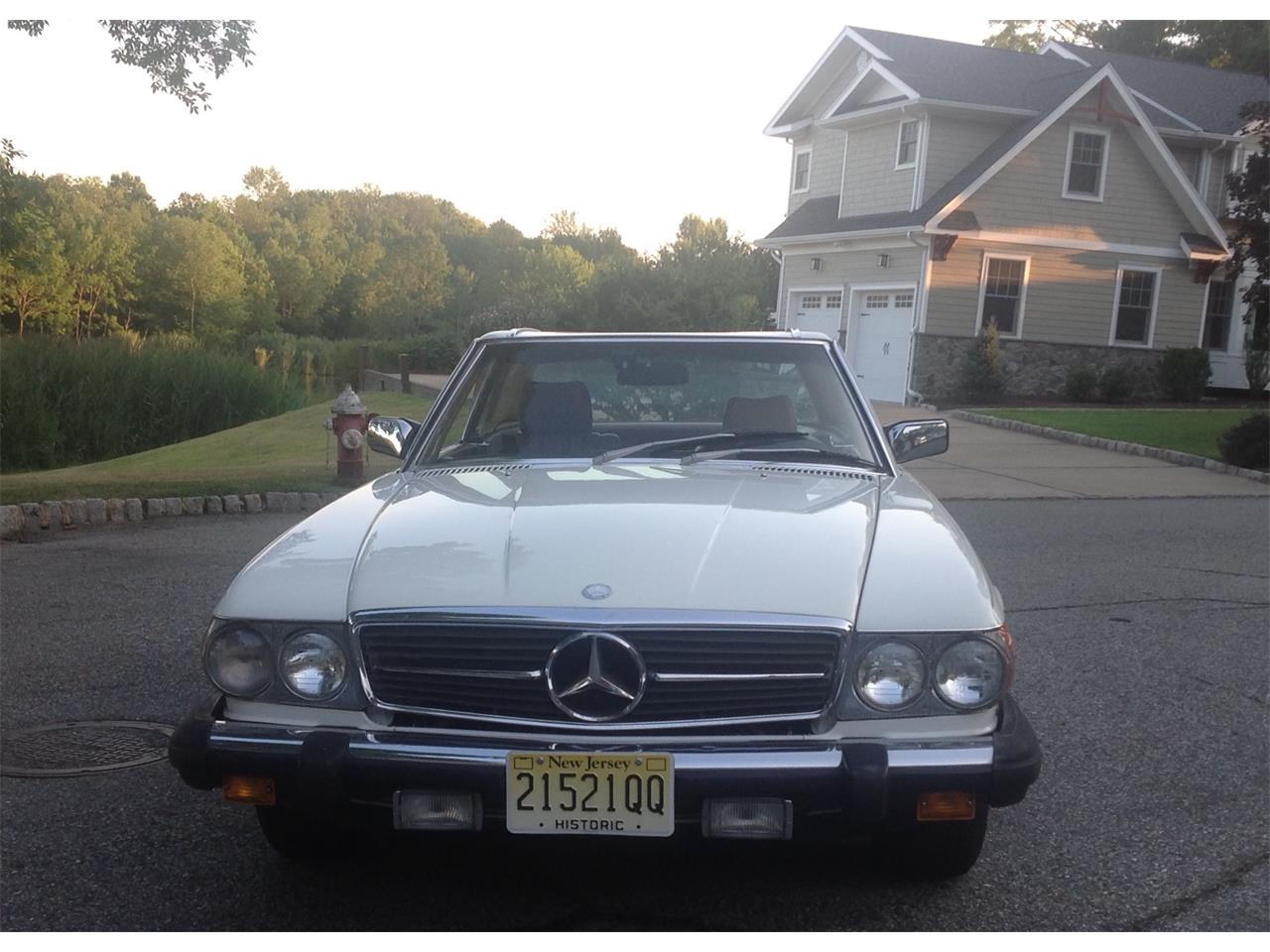 Large Picture of 1984 380SL Offered by a Private Seller - F4UW