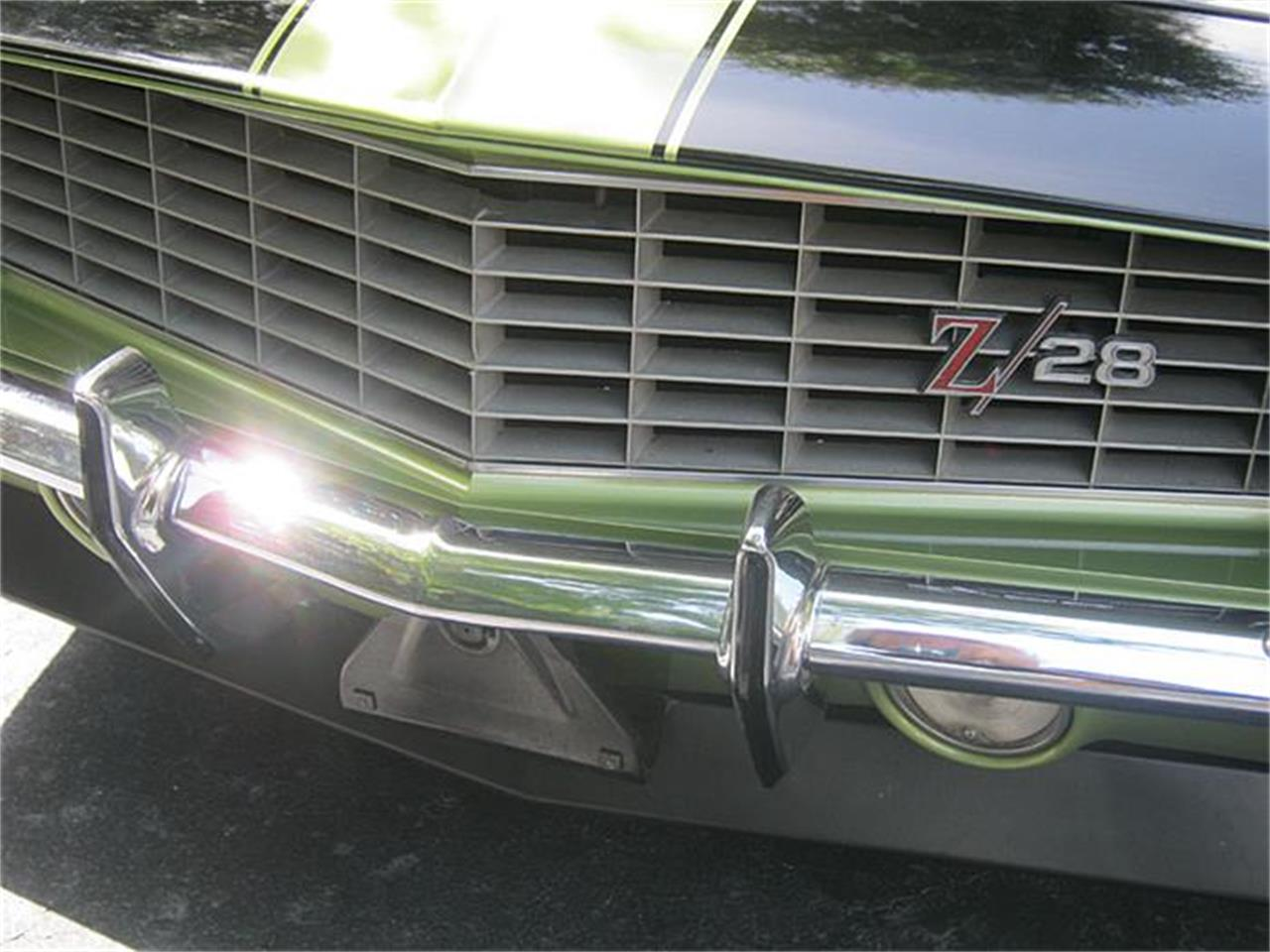 Large Picture of '69 Camaro Z28 - F4YX