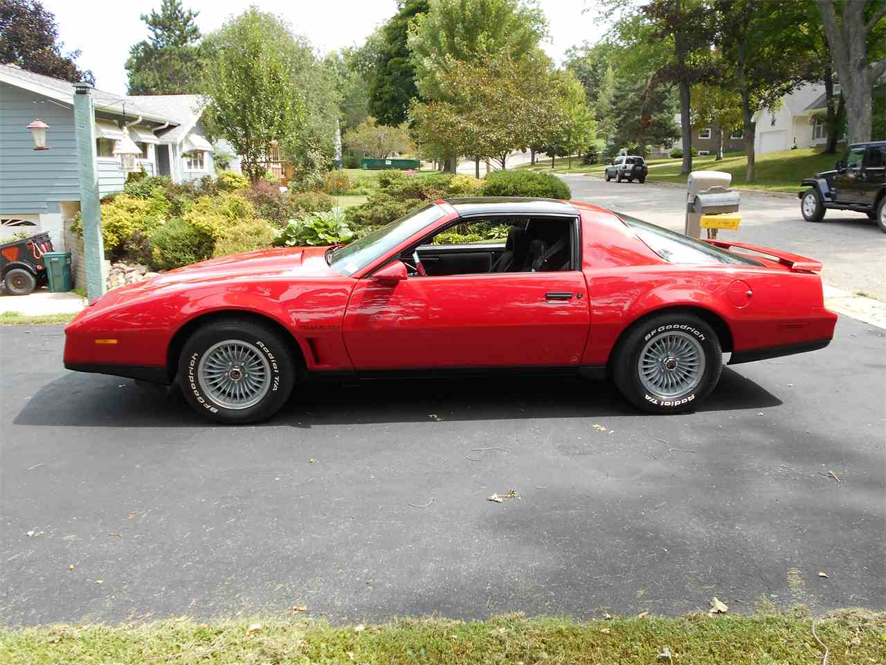 1982 Pontiac Firebird Trans Am For Sale