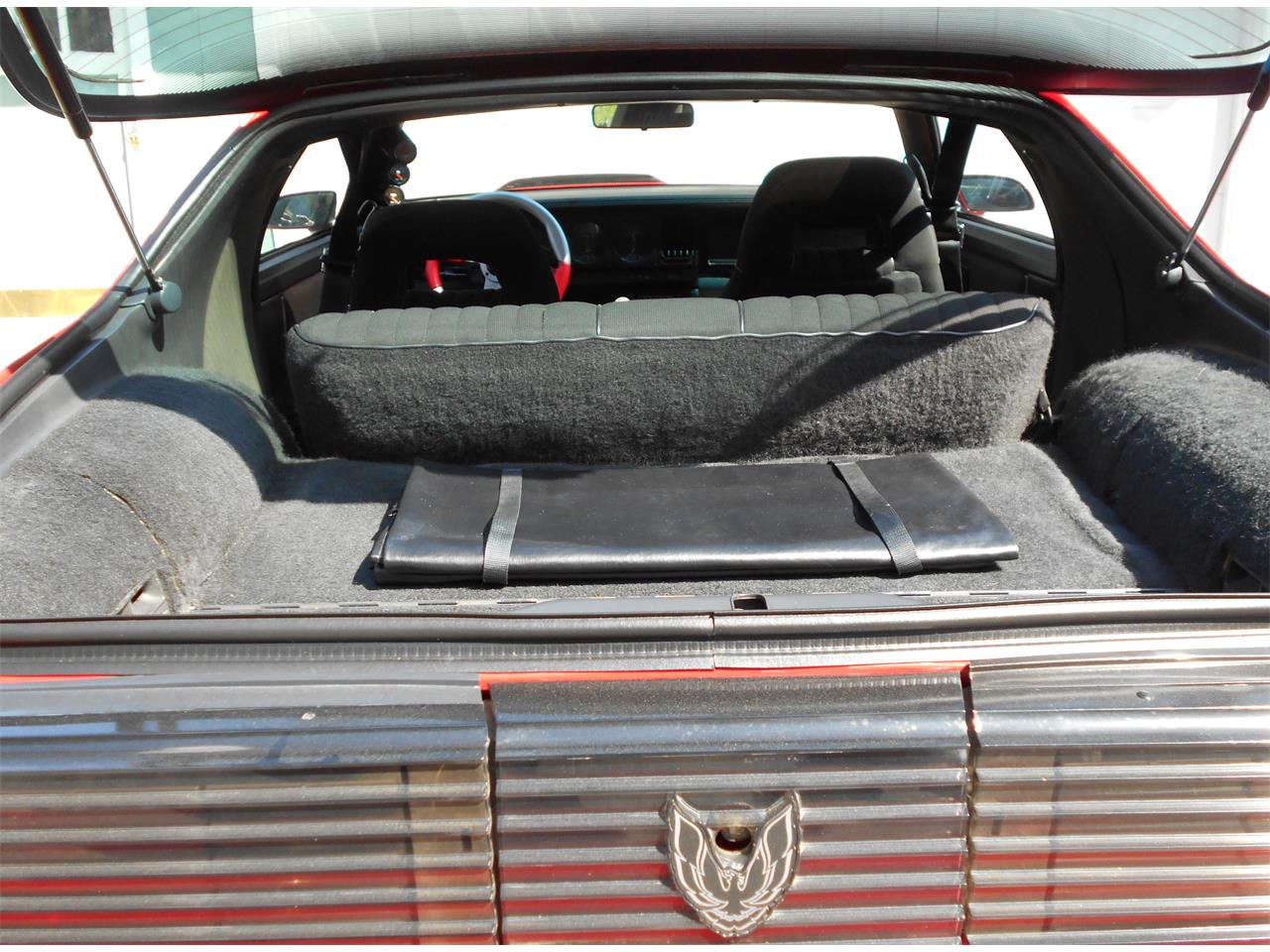 Large Picture of 1982 Pontiac Firebird Trans Am located in Baraboo Wisconsin Offered by a Private Seller - F5WU