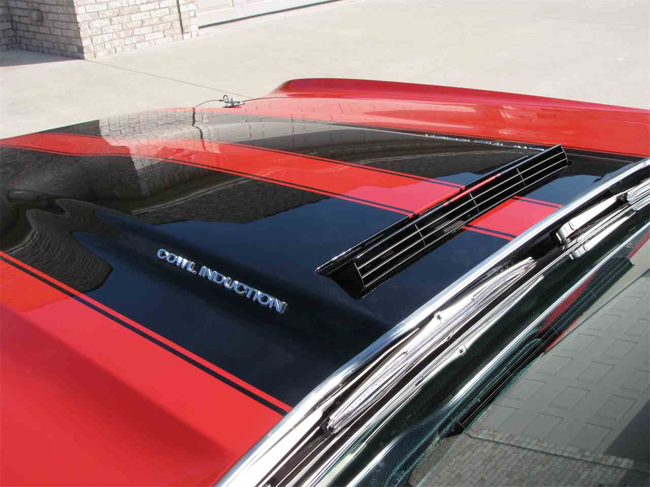 Large Picture of '70 Chevelle SS - F0RE