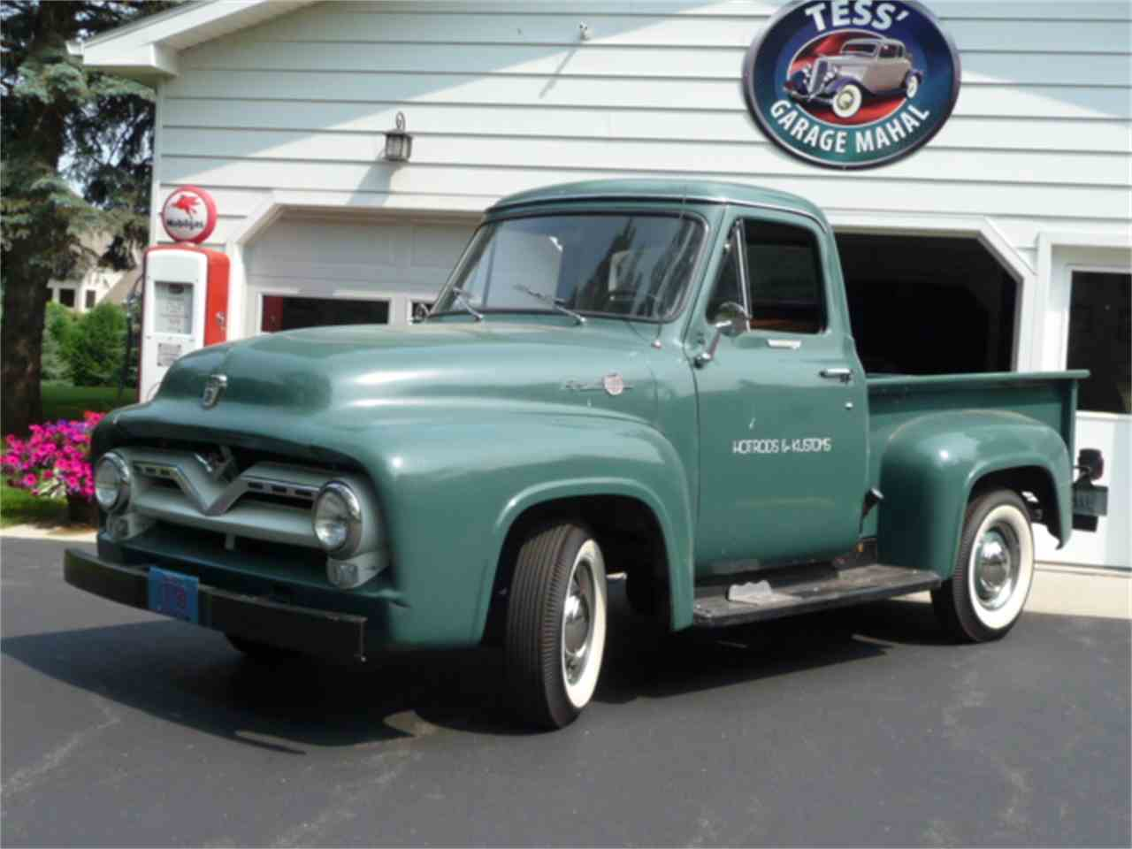 1955 Ford F100 For Sale Cc 708708 Running Boards Large Picture Of 55 F6uc