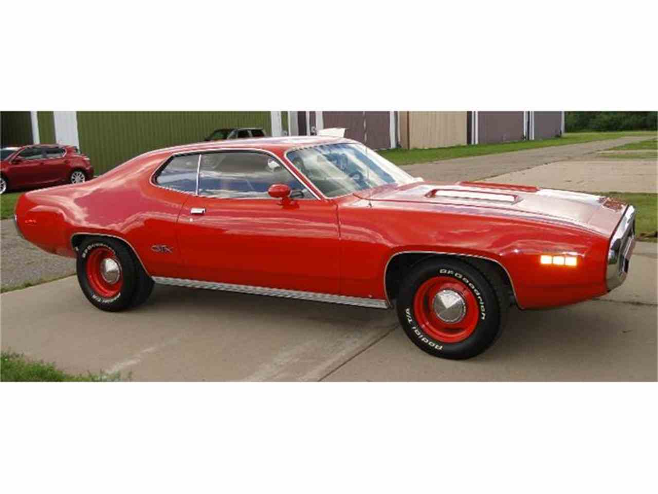 Large Picture of '71 GTX Offered by Big R's Muscle Cars - F6UL