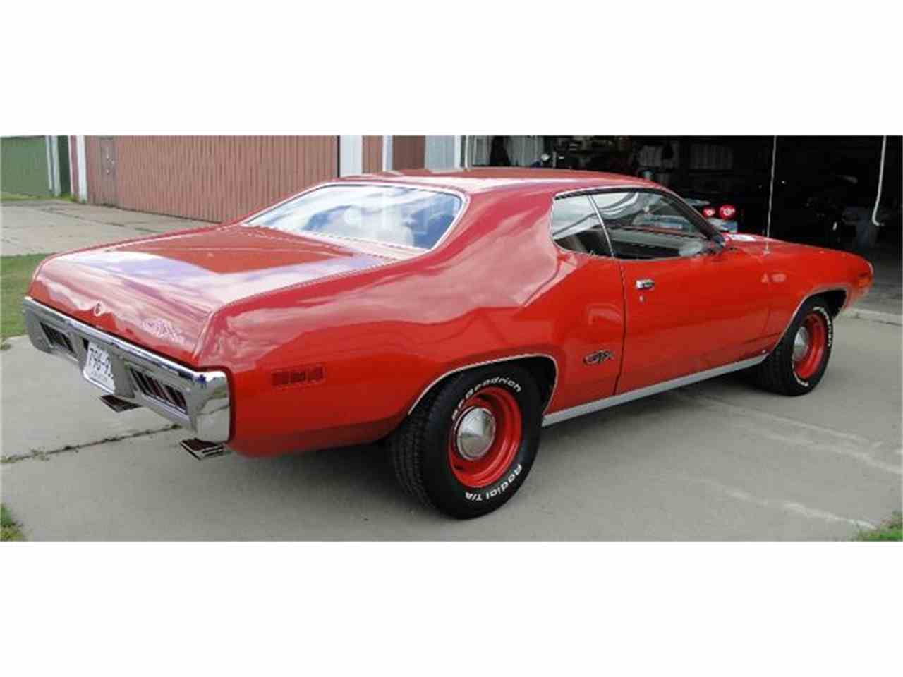 Large Picture of 1971 GTX - F6UL