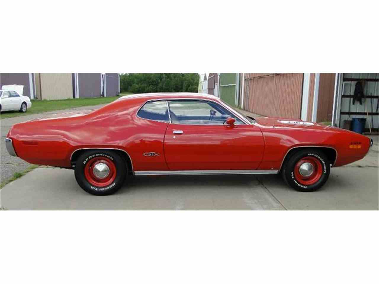 Large Picture of Classic '71 Plymouth GTX located in Prior Lake Minnesota - F6UL