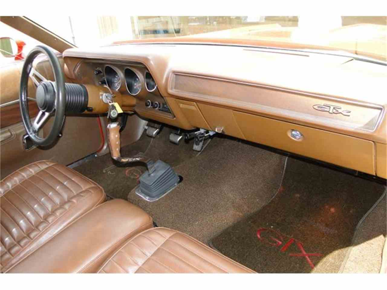 Large Picture of 1971 Plymouth GTX located in Prior Lake Minnesota - F6UL