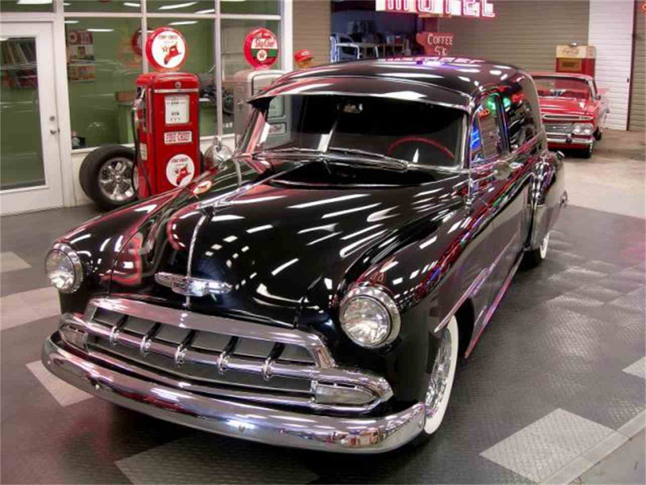 Large Picture of 1952 Sedan Delivery located in Dothan Alabama - $49,995.00 - F0T1