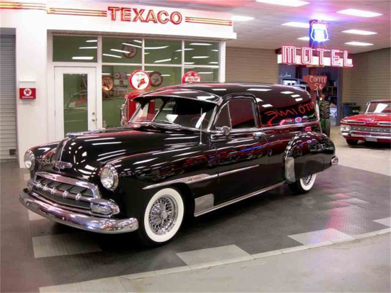 Large Picture of Classic '52 Chevrolet Sedan Delivery - $49,995.00 Offered by Auto Investors - F0T1