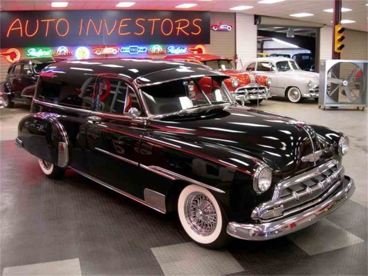 Large Picture of 1952 Chevrolet Sedan Delivery - $49,995.00 Offered by Auto Investors - F0T1
