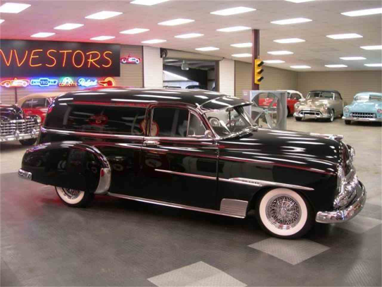 Large Picture of Classic 1952 Sedan Delivery located in Dothan Alabama - F0T1