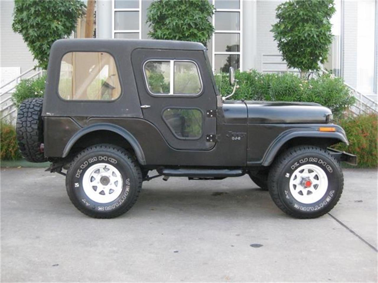 Large Picture of '74 CJ5 - F6YI