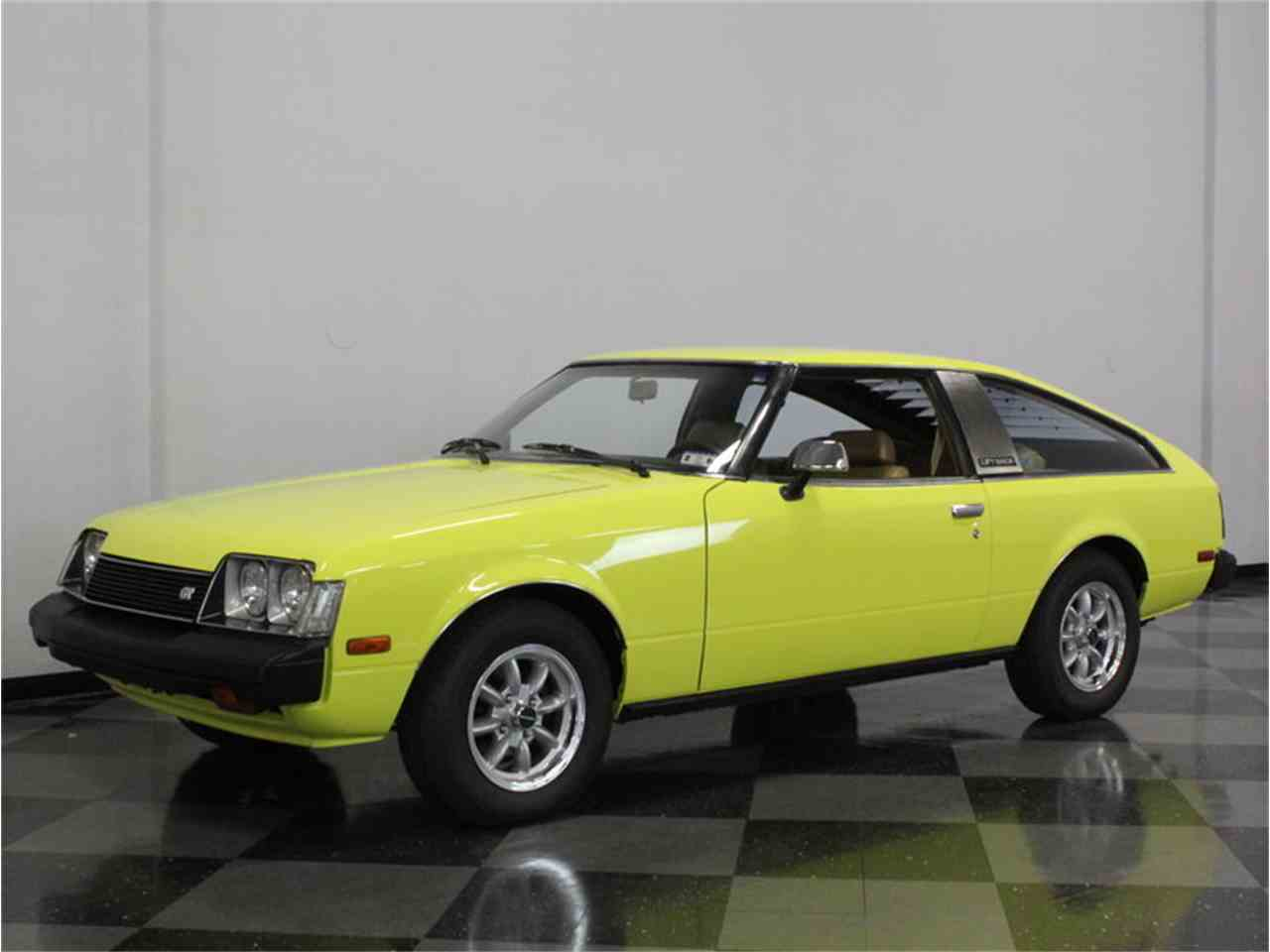 Large Picture of '78 Celica - F6ZC