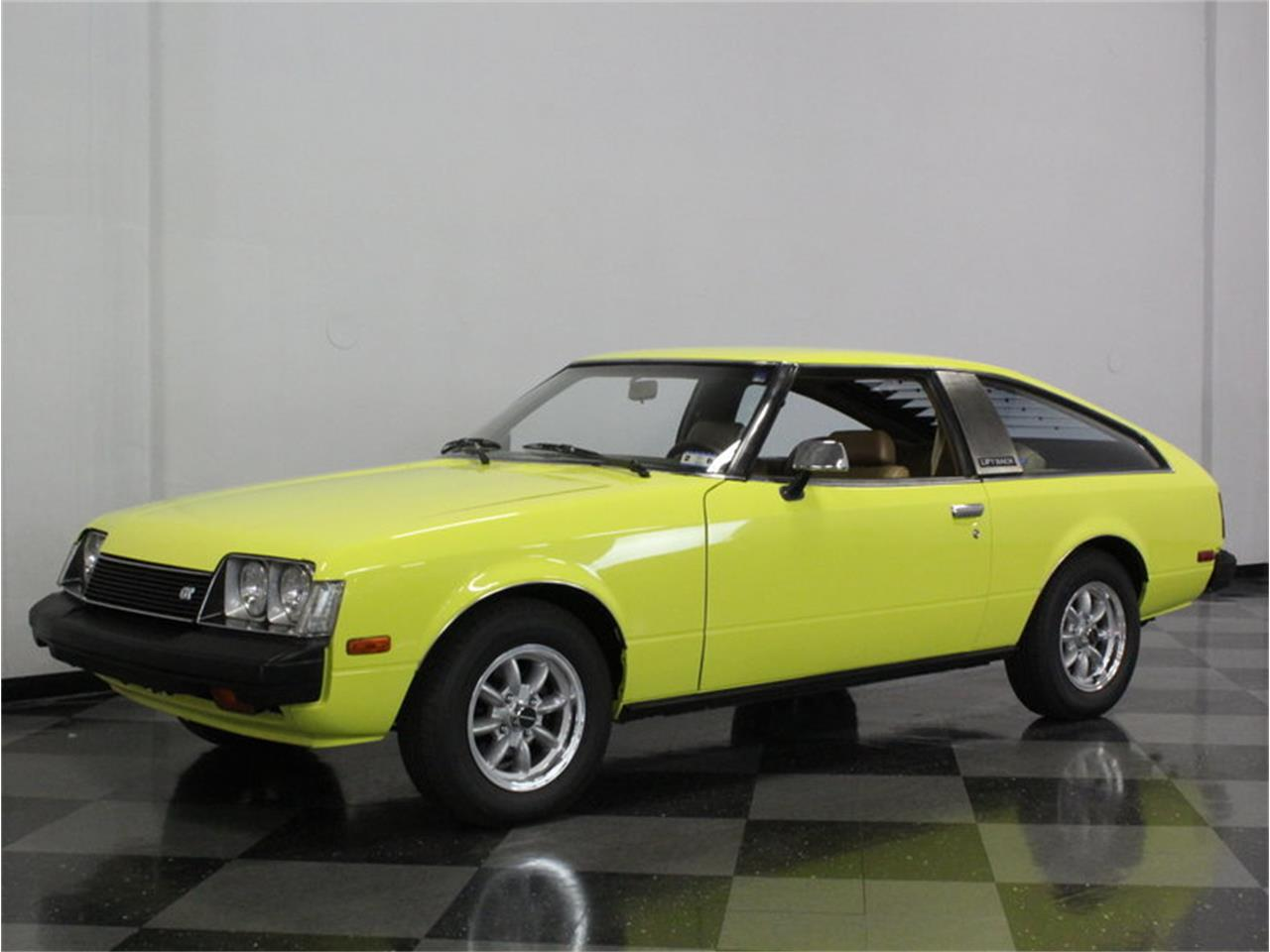 Large Picture of 1978 Celica located in Ft Worth Texas Offered by Streetside Classics - Dallas / Fort Worth - F6ZC
