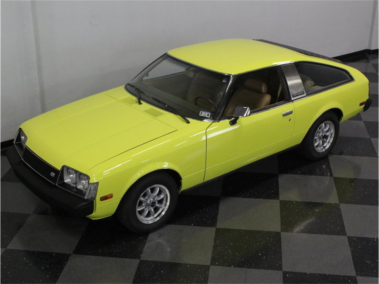 Large Picture of '78 Toyota Celica located in Texas - $9,995.00 Offered by Streetside Classics - Dallas / Fort Worth - F6ZC
