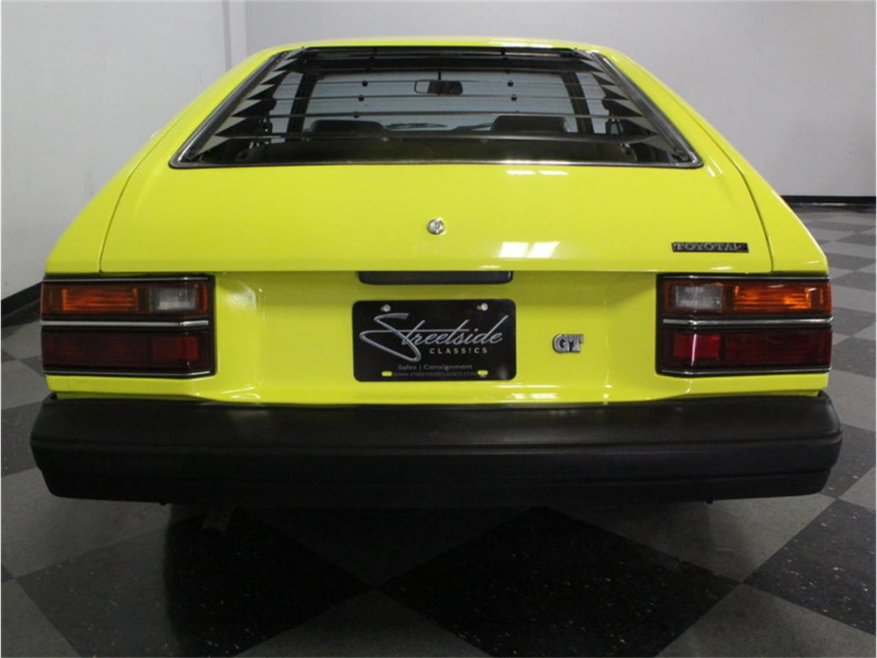 Large Picture of 1978 Toyota Celica located in Ft Worth Texas - F6ZC