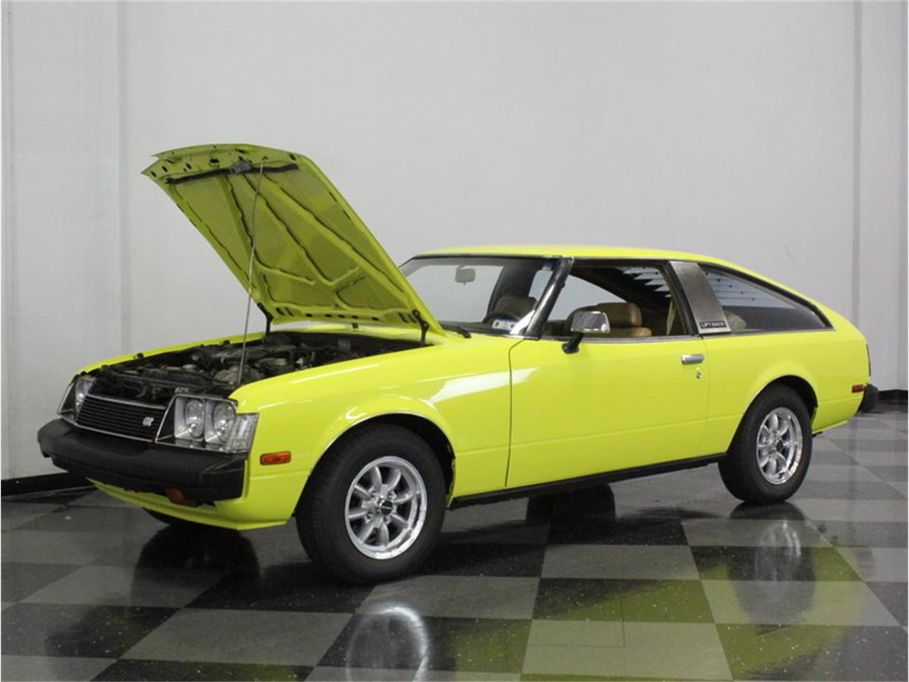 Large Picture of 1978 Toyota Celica located in Texas - $9,995.00 Offered by Streetside Classics - Dallas / Fort Worth - F6ZC