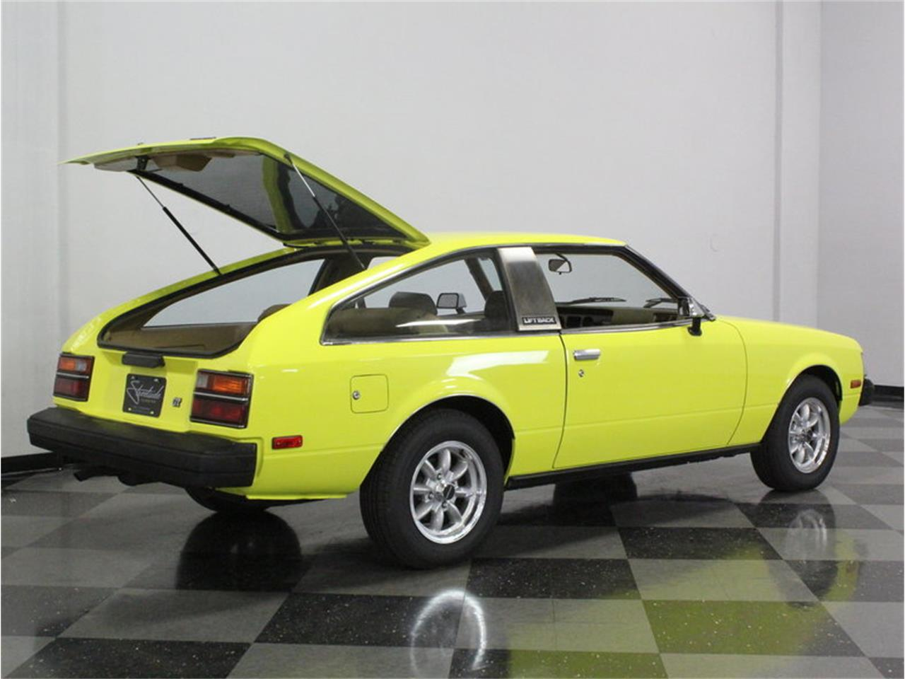 Large Picture of 1978 Celica Offered by Streetside Classics - Dallas / Fort Worth - F6ZC