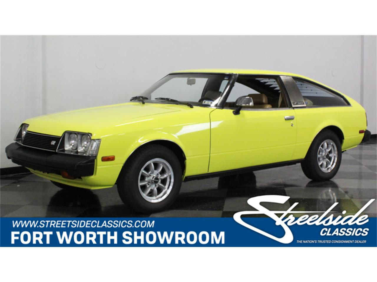 Large Picture of 1978 Celica - F6ZC
