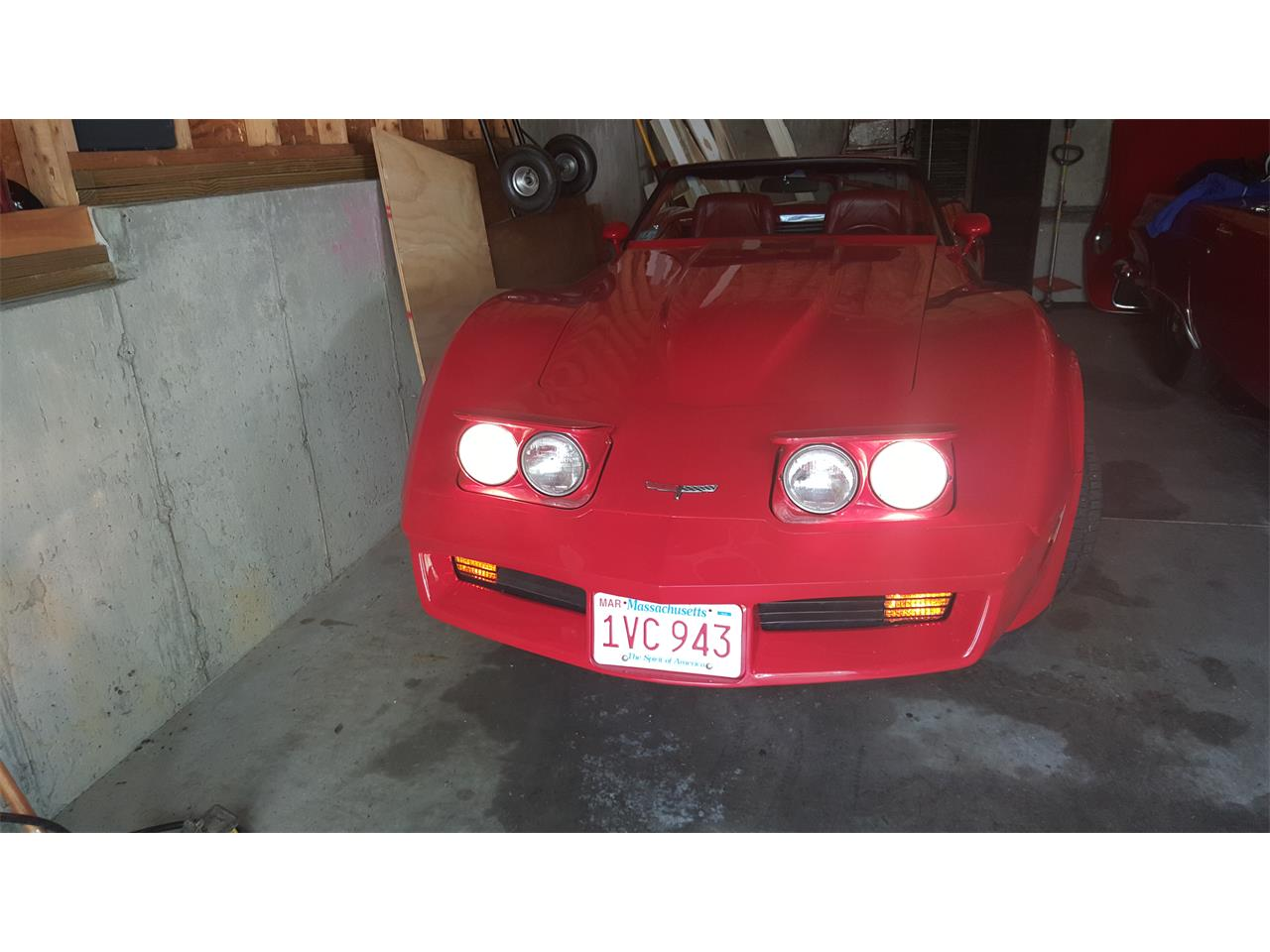 Large Picture of '80 Corvette - F70F