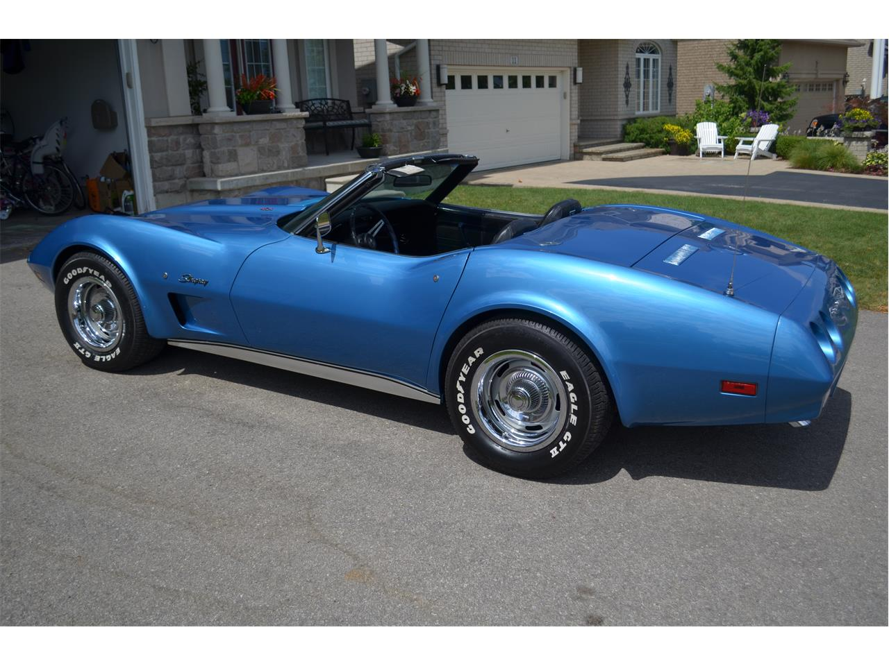 Large Picture of 1974 Corvette located in Ontario - $21,500.00 Offered by a Private Seller - F75E