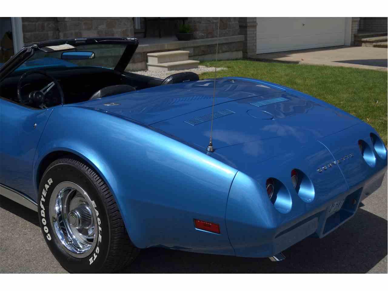 Large Picture of '74 Corvette - F75E