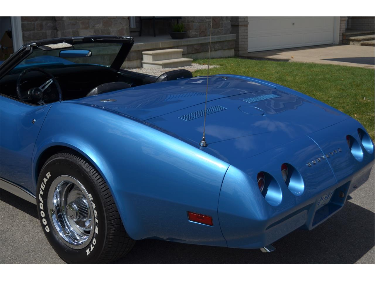 Large Picture of 1974 Chevrolet Corvette located in Ontario - $21,500.00 - F75E