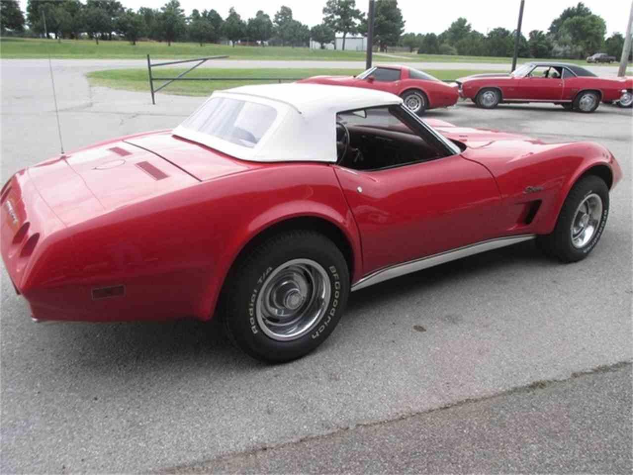 1974 chevrolet corvette for sale cc 709156. Black Bedroom Furniture Sets. Home Design Ideas