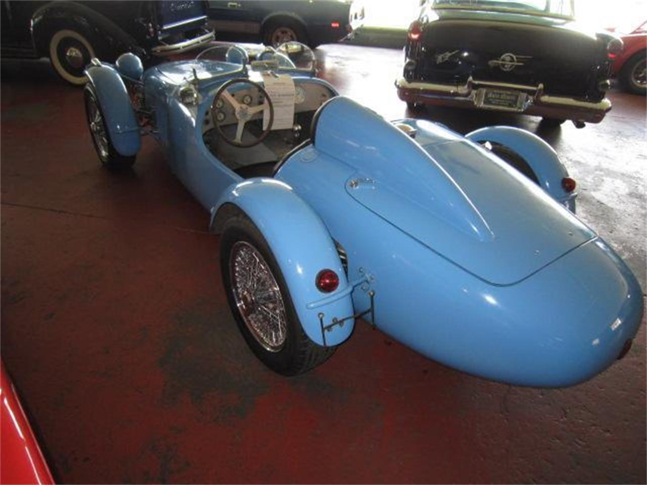 Large Picture of '56 A6GCS/53 Spyder - F79Z