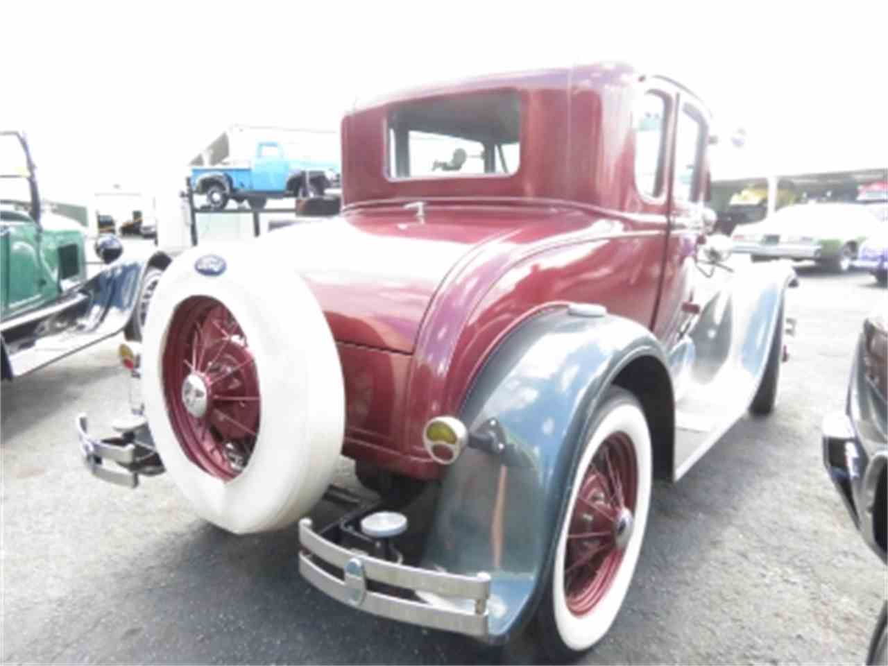 Large Picture of '29 Model A - F0UC
