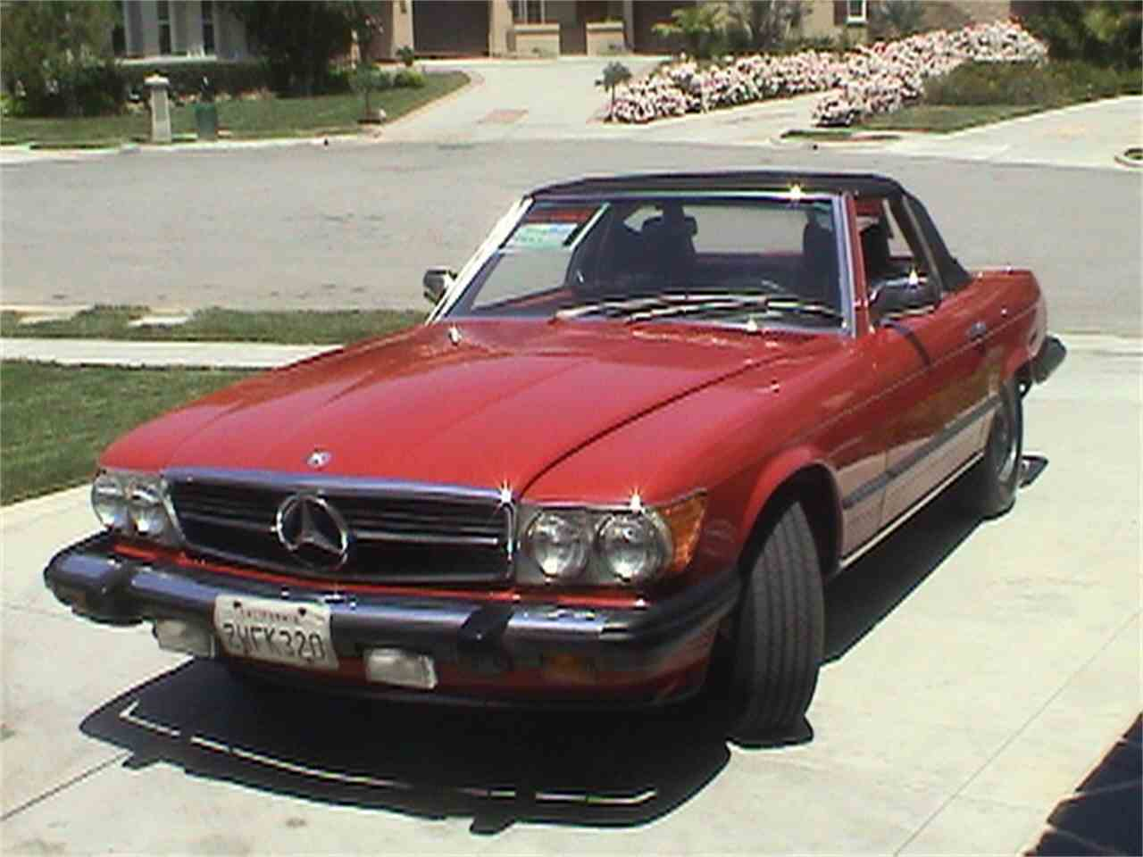Large Picture of '77 450SL - F7QP