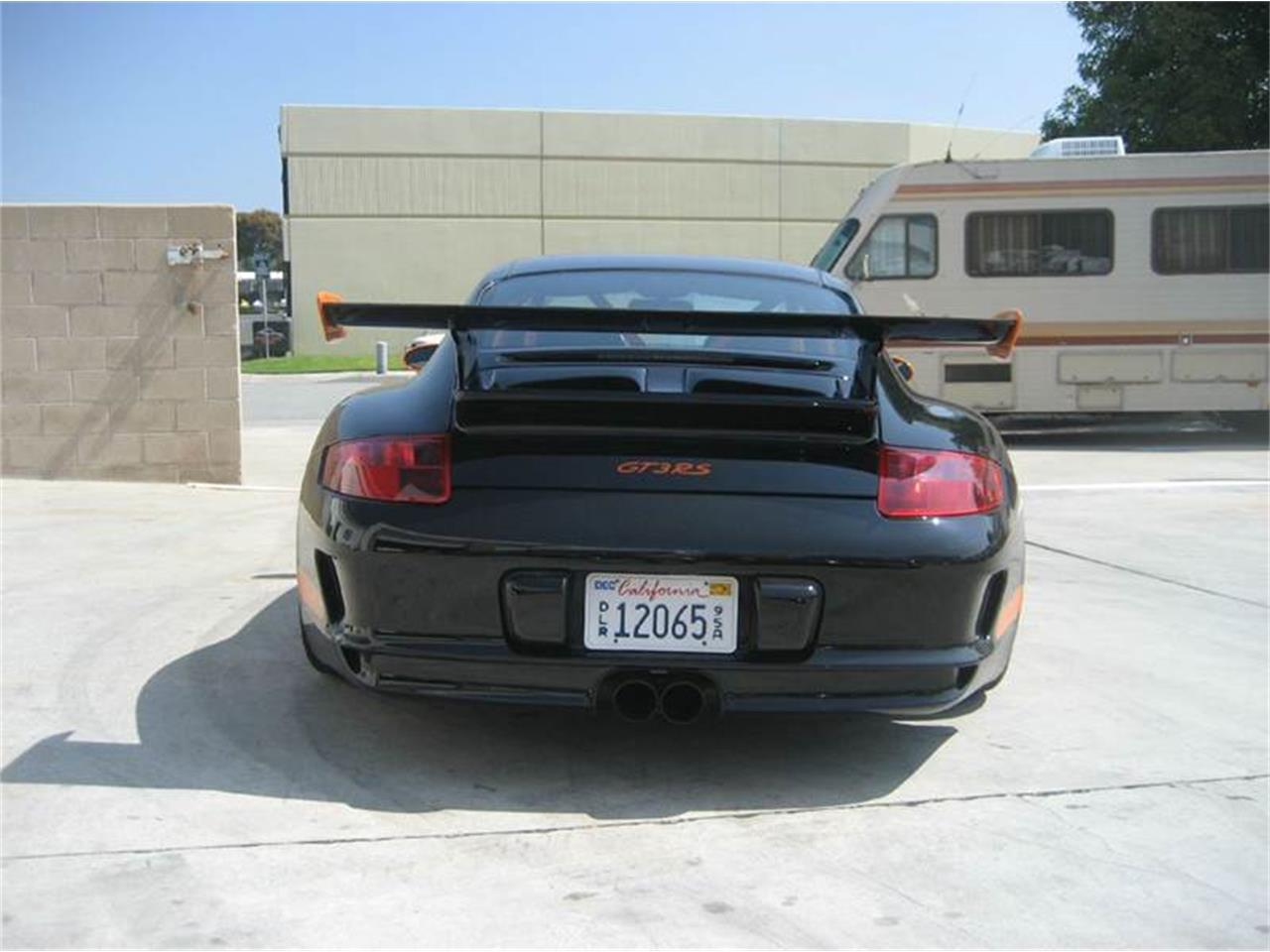 Large Picture of '08 911 GT3 - F7RH