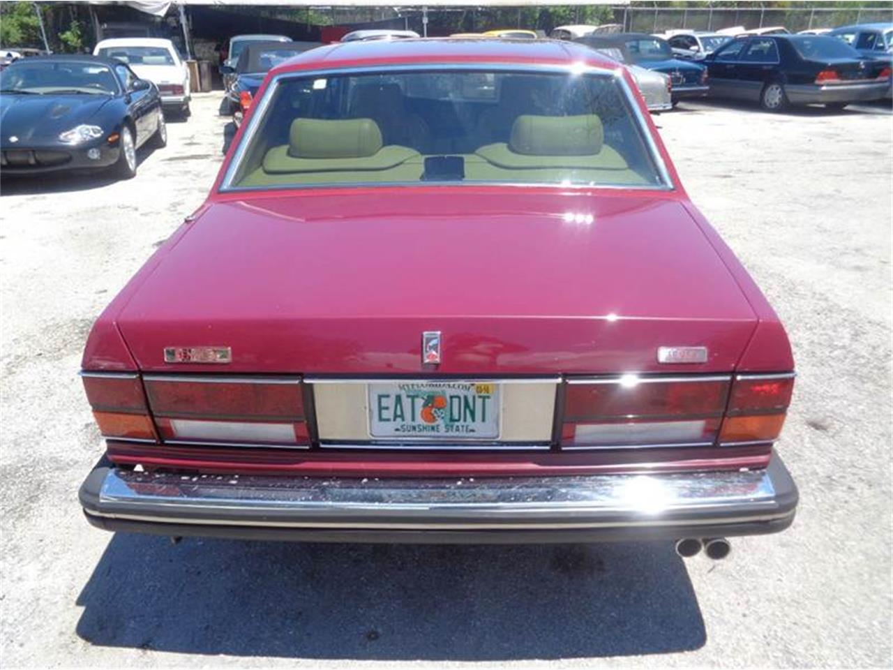Large Picture of '87 Bentley Turbo R located in Florida - F7SY