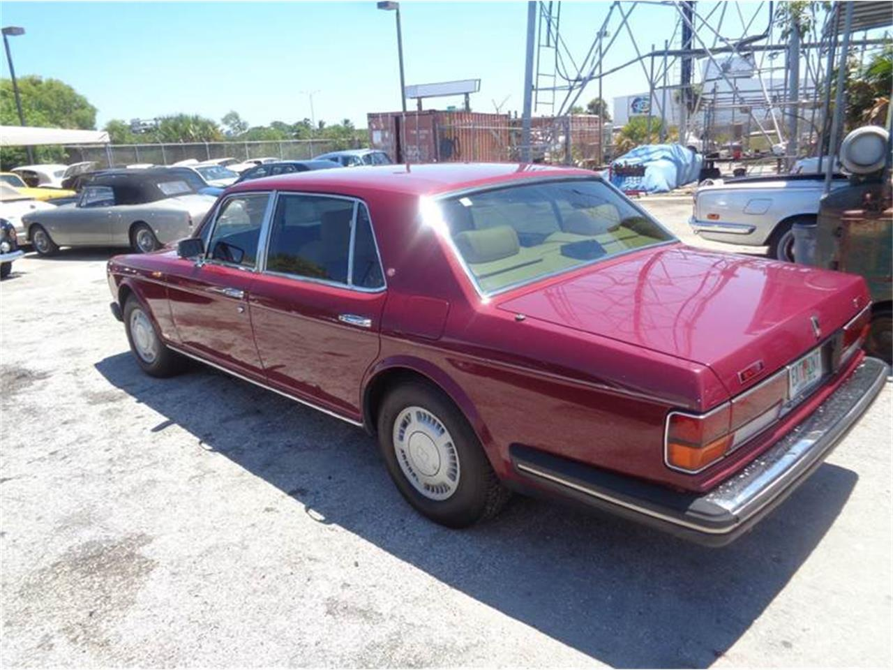Large Picture of 1987 Bentley Turbo R located in Fort Lauderdale Florida - $14,950.00 - F7SY